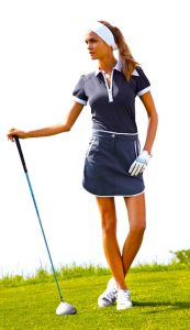 womens golf skirts