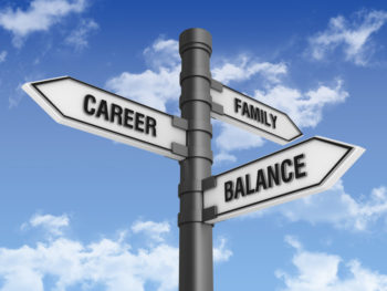 Career or family? You only have to give up 2 - 5 years of your life.