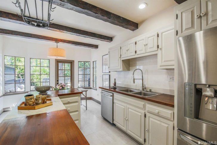 Marina SF Home kitchen
